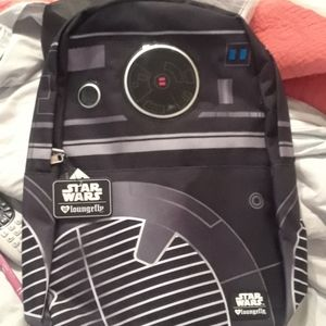 New Loungefly Star Wars BB-9E backpack